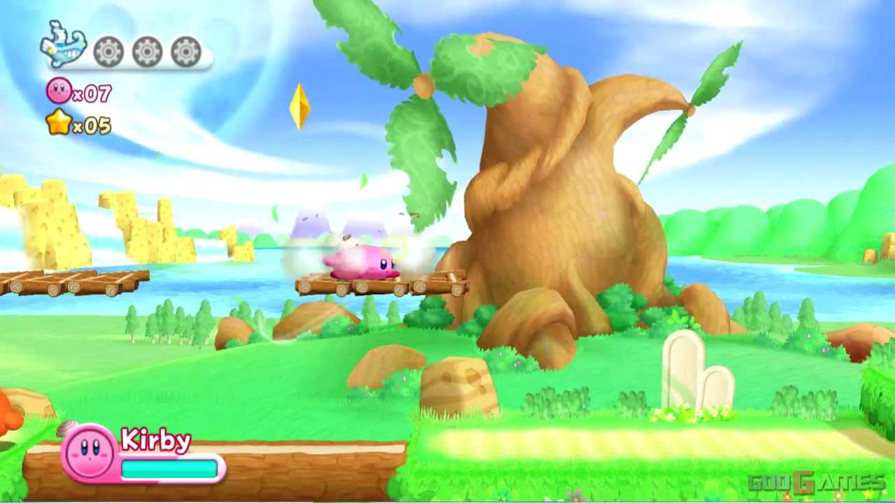 Kirby return to dreamland iso