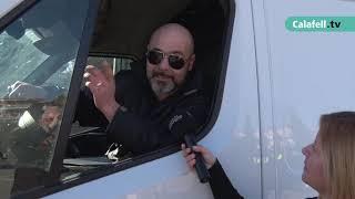 Campanya de control de camions i furgonetes a la carretera