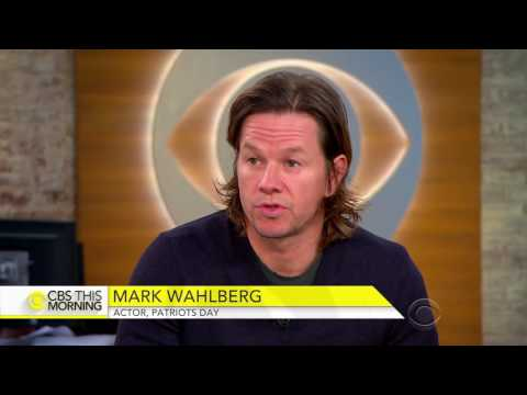 "Wahlberg And Berg On Boston Bombing Film, ""Patriots Day"""