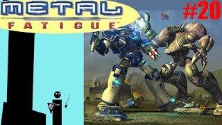 Let's Play Metal Fatigue #20 -Rimtech- Getting the rail guns in range