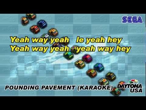 Daytona USA HD Arrange Tracks - 15 - Pounding Pavement (Karaoke)