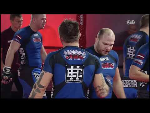 Latvia Vs USA In Team MMA Fight (TFC Season 3 Final Fight)