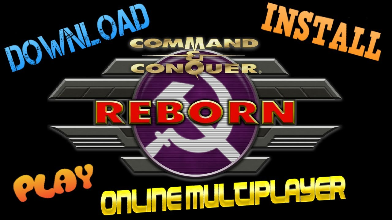 How To Download Install And Play Red Alert 2 Reborn Mod Youtube