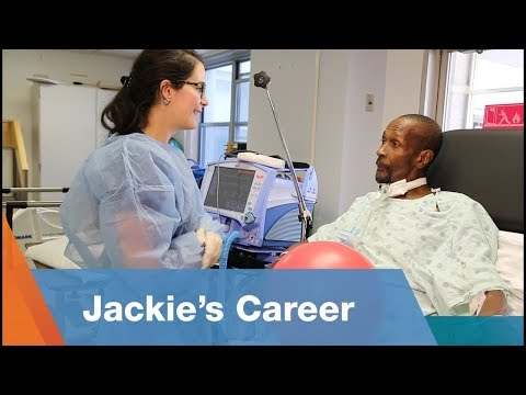 Jackie's Career As A Speech Language Pathologist