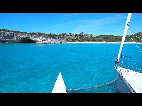 Sailing the Bahamas 2017 4K