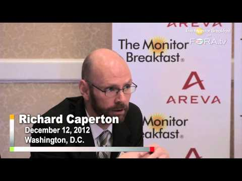 The Christian Science Monitor - Richard Caperton