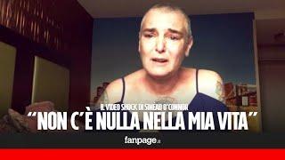 "Baixar Sinéad O'Connor disperata in lacrime: ""Se fosse per me, me ne sarei già andata"""