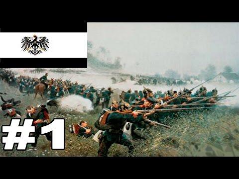Victoria 2 New Times Lines за Пруссию #1 Раздел Польши