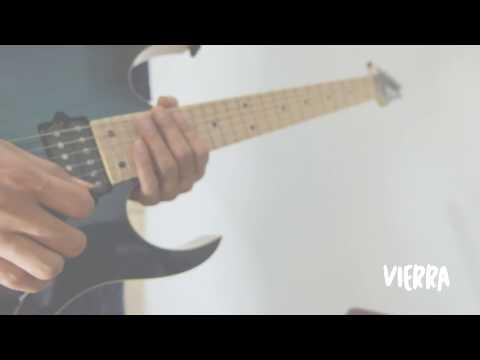 Vierra - Perih Instrumental (Guitar Playthrough)
