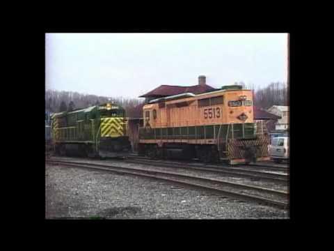 R&N 3300's (U33Bs)