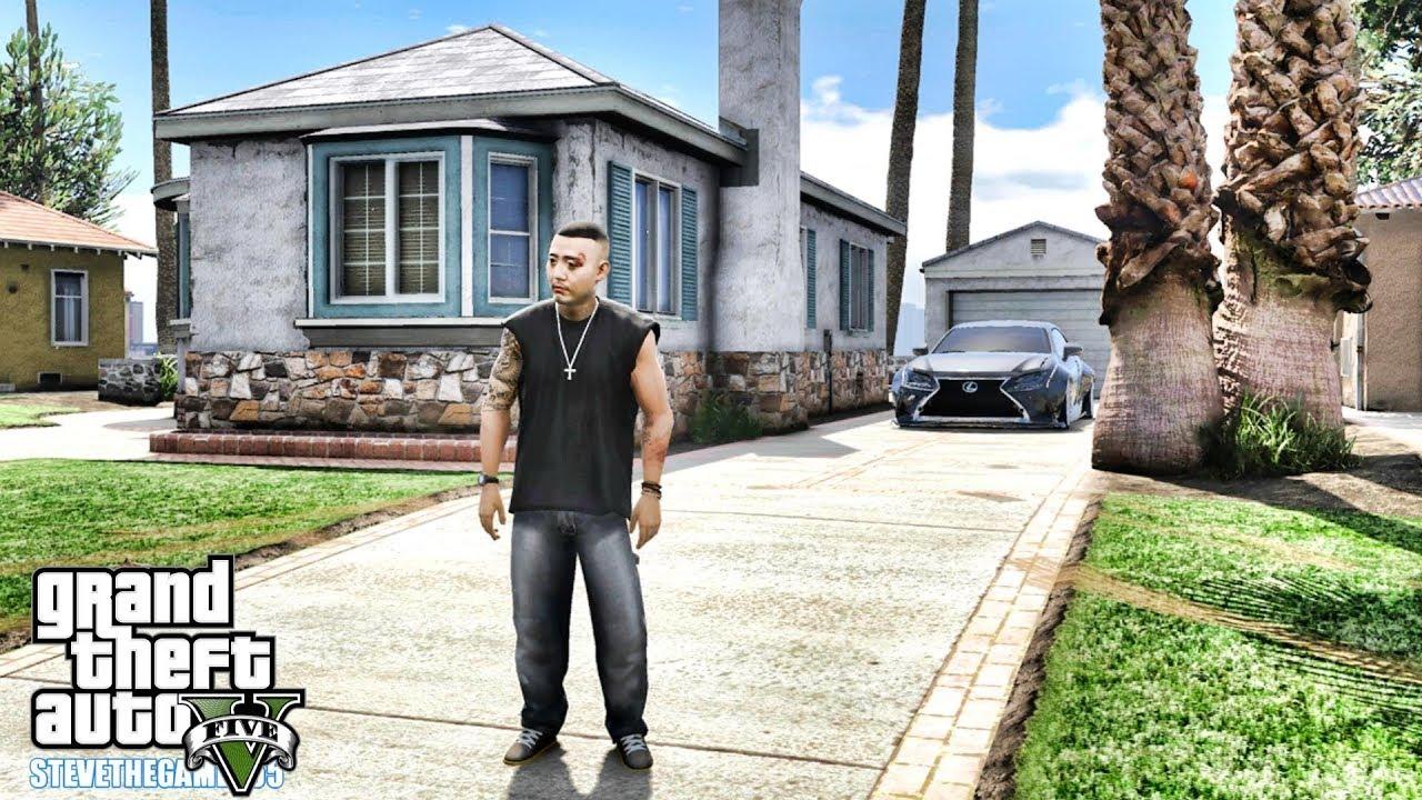 GTA 5 REAL LIFE MOD - HAO LIFE - LETS GO ON A DATE (GTA 5
