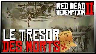 Red Dead 2 Le Tresor Des Morts Treasure - Red Dead Redemption 2 Treasure Map