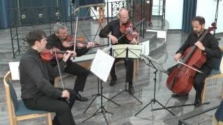 W. A. Mozart Divertimento II, B-Dur, Allegro di molto - Nodelman Quartett
