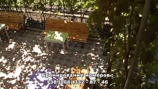 видео Домик для семейного отдыха на 2-4 человека в Феодосии.