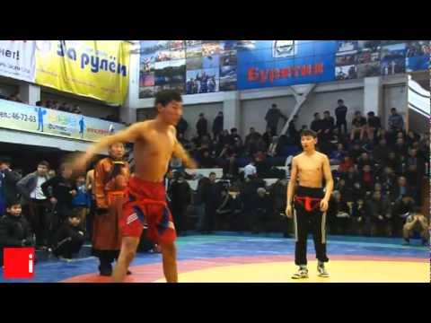 Буддистский чемпионат в Улан-Удэ