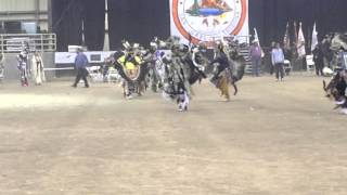 Mens northern traditional Saturday contest. Apache Gold powwow 2016