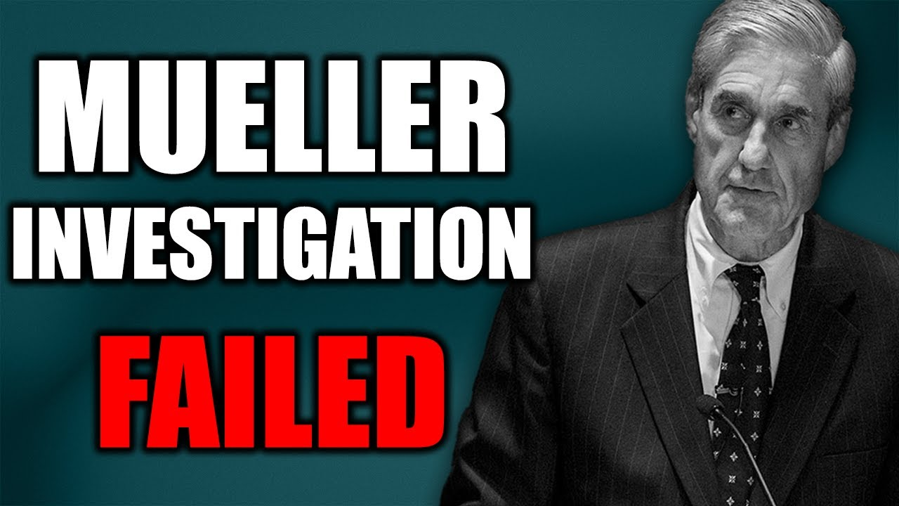 BEST OF 2019: Mueller Investigation Failed To Find Evidence of Trump Russia Collusion - Judicial Wat
