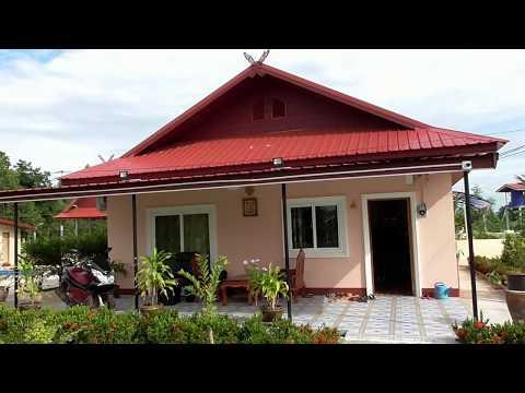 Building a Villa in Thailand for Under 500,000 Thai baht