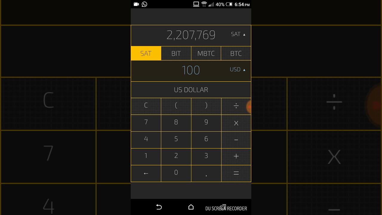 calculadora btc usd)