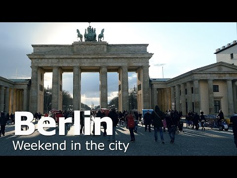 Berlin - Weekend in the city [Germany] 4k