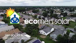 Home Solar Installation - Manchester Township, NJ