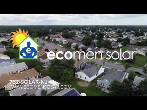Home Solar Installation - Manchester Township, NJ
