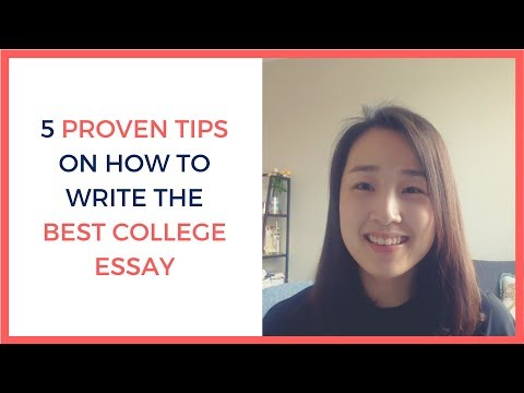 How to Write the BEST University Essays | Tips and Hacks | ZiPositivity from YouTube · Duration:  6 minutes 38 seconds