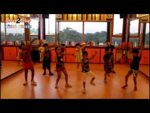 Hey Mr DJ - Lets Go Bananas | Dance Performance...