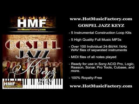HotMusicFactory.com - Gospel Jazz Keyz