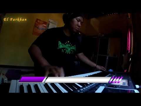 Ya Badrotim Marawis Karaoke Lirik Arabic cover by El Farkhan Kebumen