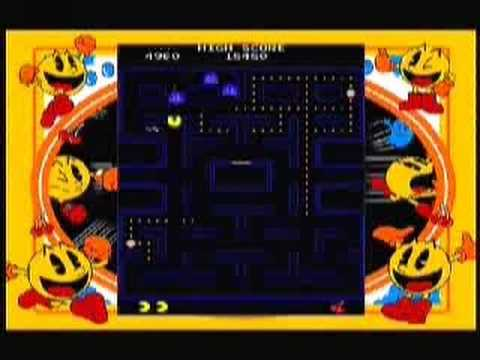 Pac-Man perfect level Achievement