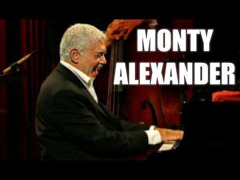 Monty Alexander Trio - Live in Concert 2011