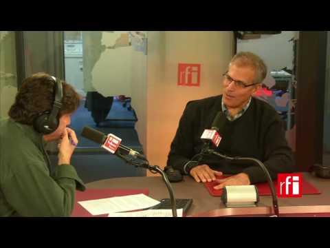 Roberto Sneider con Jordi Batallé en RFI