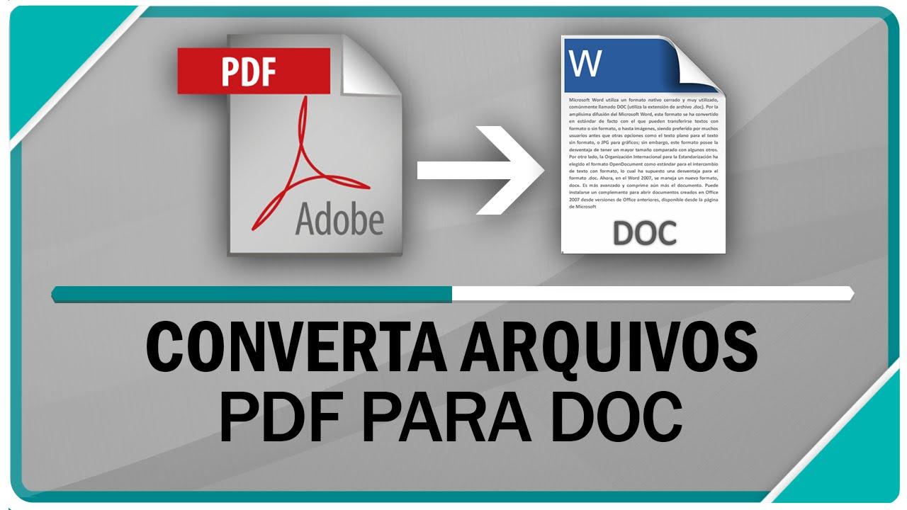 Criador de PDF
