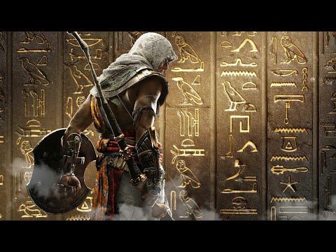 Assassin's Creed Origins Bandit Massacre! (Hard Difficulty)