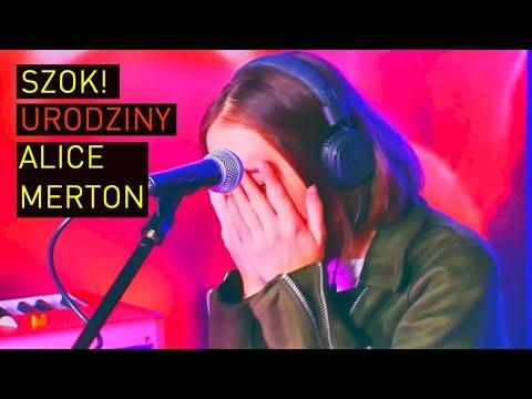 SZOK Alice Merton No Roots Happy Birtay song - Wyjątkowa niespodzianka w MUZOFM