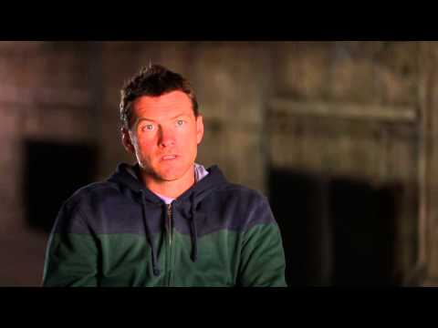 "Everest: Sam Worthington ""Guy Cotter"" Behind the Scenes Movie Interview"