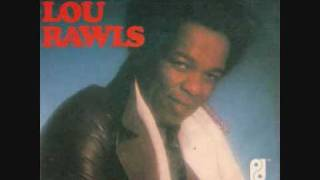 lou rawls some folks never learn 1977