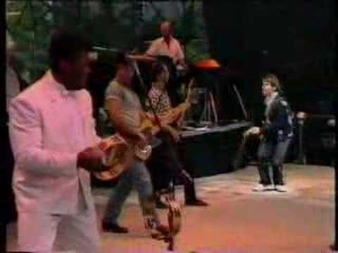 Atlantic City - Bruce Springsteen Paris 85