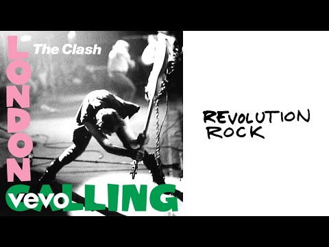 The Clash - Revolution Rock (Official Audio)