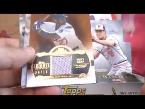 SportsCardForum.com Live Break: 2013 Topps Tribute Baseball Hobby Box