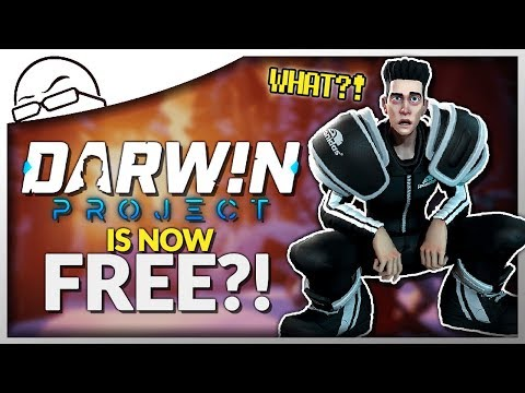 Darwin Project is now FREE TO PLAY!