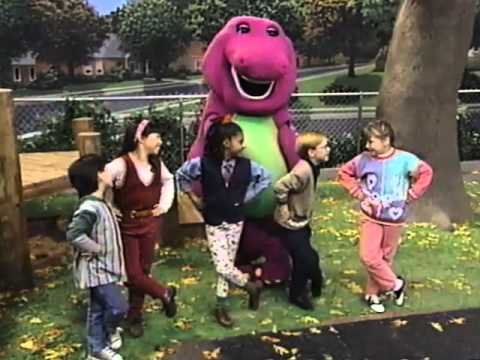 Barney Families Are Special (PBS Kids Version) Part 1