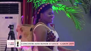 Votre Gala du samedi sur LabelTV la television panafricaine  :  Miss ronde et jolie 2019 Gabon