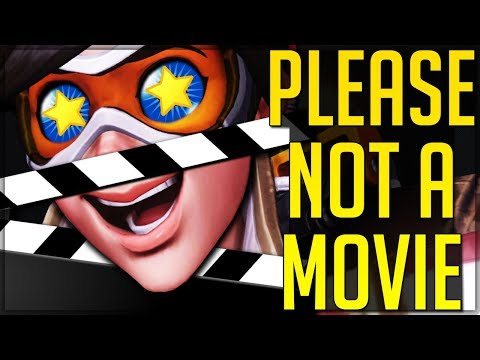 OVERWATCH MOVIE INCOMING!? - HOW TO DO IT RIGHT - RIDICULOUS STATISTICS - Overwatch!