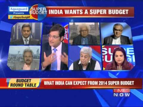 Super Budget Round Table - Full Episode