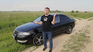 Обзор и тест - драйв Nissan Almera Classic 2006 (Samsung SM3)
