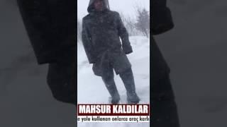 Karaman'da Hayatta Kalma Mücadelesi