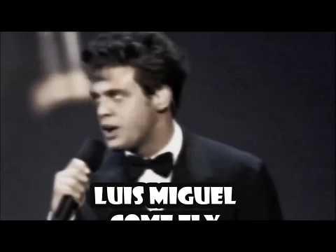Frank Sinatra y Luis Miguel Come Fly With Me