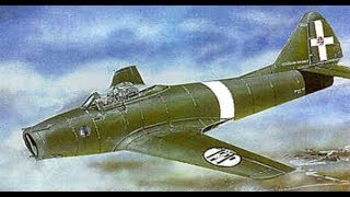 Italian Air Force in World War II (second part)